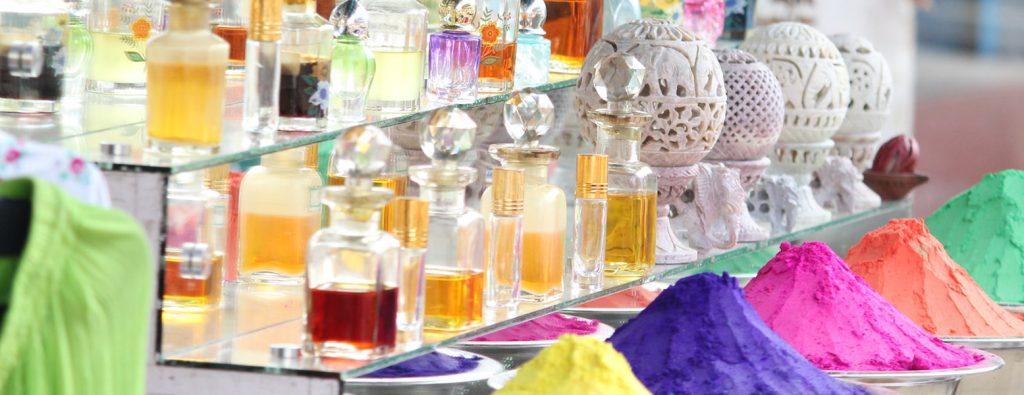 Perfumes y aceites